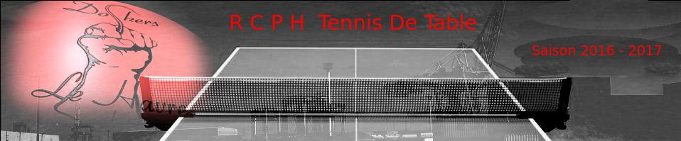 RCPH Tennis De Table